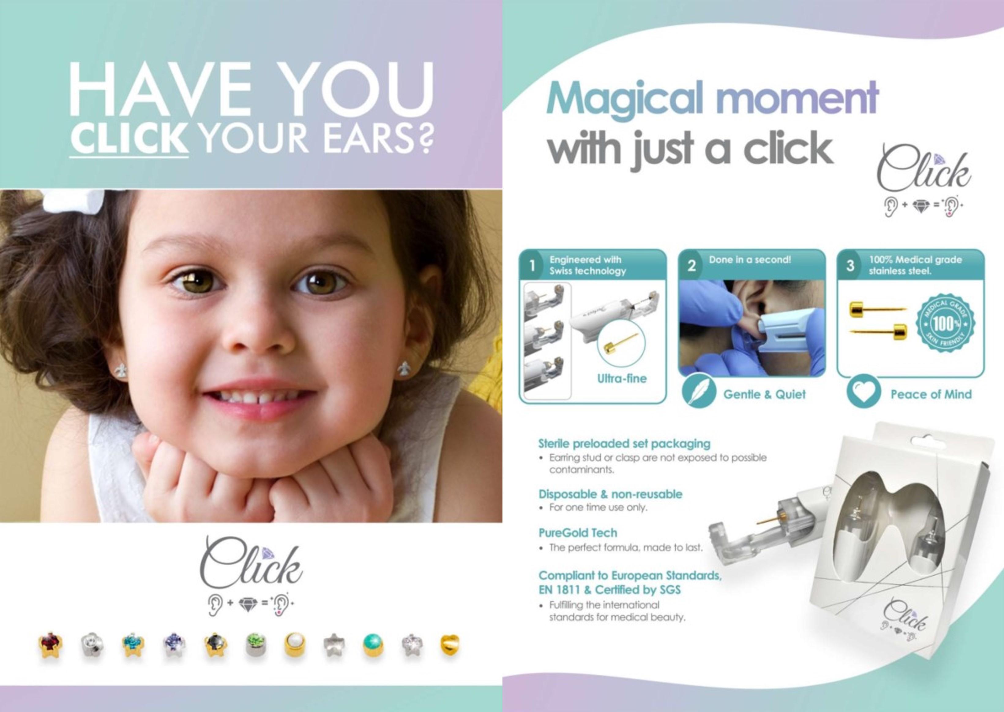 Click Magical Moment
